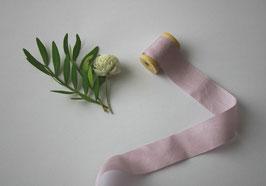 Seidenband amethyst 2 cm breit