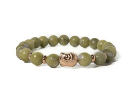 Bracelet Buddha Green