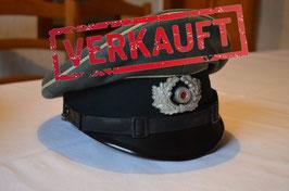 VERKAUFT: Schirmmütze, Unteroffizier Wehrmacht, WW 2