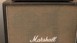LondonCity Gitarren-Box mit Celestion G12 als Marhall-Umbau