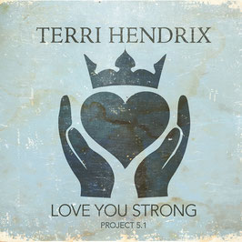 Love You Strong CD