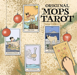 Original MOPS TAROT Kartenspiel mit Handbuch