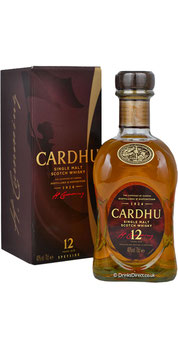 CARDHU SINGLE MALT 12 AÑOS