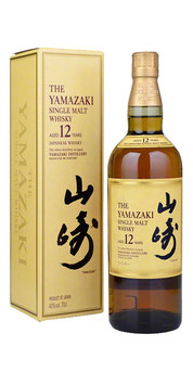 YAMAKAZY SINGLE MALT 12 AÑOS
