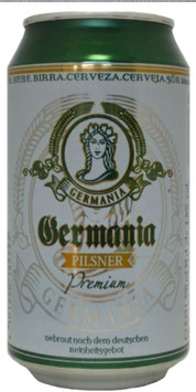 GERMANIA PREMIUM PILSENER