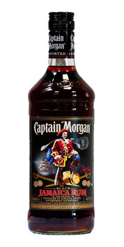 CAPITAN MORGAN JAMAICAN RUM