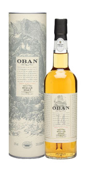 OBAN LITTLE BAY OF CAVES SINGLE MALT
