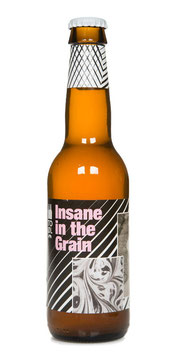 TO OL INSANE IN THE GRAIN