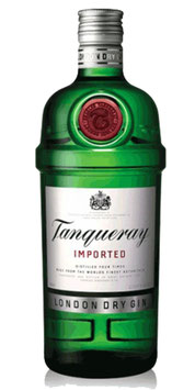 GINEBRA TANQUERAY IMPORTED