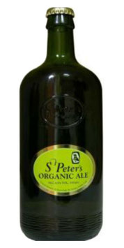 ST. PETERS ORGANIC ALE