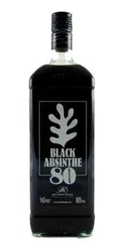 BLACK ABSINTHE 80
