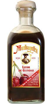MACHAQUITO LICOR DE GUINDAS