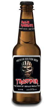 TROOPER ( THE BOOK OF SOULS WORLD TOUR)