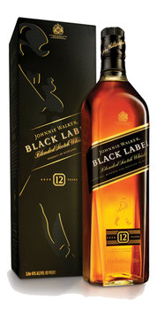 BLACK LABEL 12 AÑOS