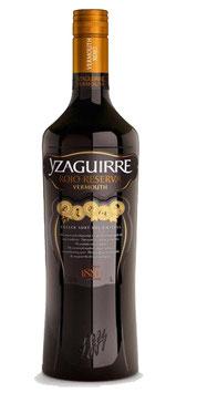 YZAGUIRRE VERMOUTH ROJO RESERVA