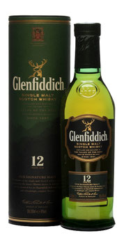 GLENFIDDICH SINGLE MALT 12 AÑOS