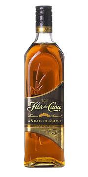 FLOR DE CAÑA AÑEJO CLÁSICO 5 AÑOS