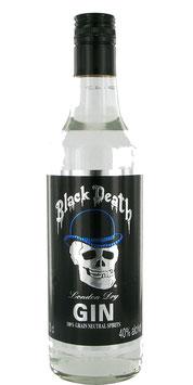 GINEBRA BLACK DEATH