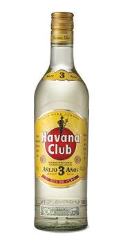 HAVANA AÑEJO 3 AÑOS