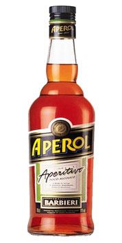 APEROL APERITIVO POCO ALCOLICO