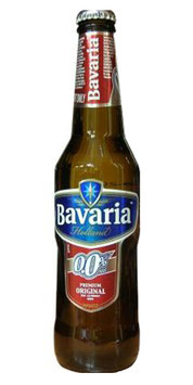 BAVARIA 0,0 CEBADA