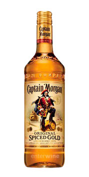 CAPITAN MORGAN SPICED GOLD