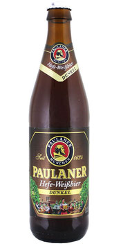 PAULANER HEFE WEISSBIER DUNKEL