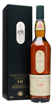 LAGAVULIN SINGLE MALT 16 AÑOS