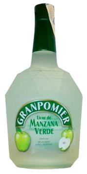 GRAND POMIER LICOR MANZANA VERDE