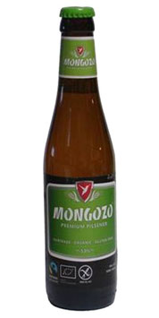 MONGOZO PREMIUN PILSENER GLUTEN FREE