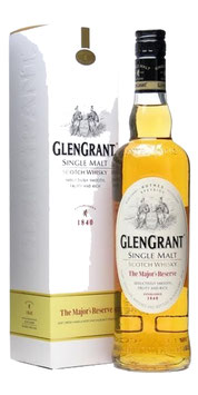 GLENGRANT THE MAJOR`S RESERVE SINGLE MALT