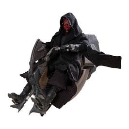 Hot Toys  Darth Maul & Sith Speeder Star Wars Episode I
