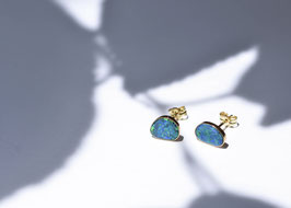 Azure Blue  -Pierce-