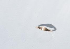 La Feuille -Pinky ring-