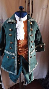 costume XVIII°s garçonnet 3 ans