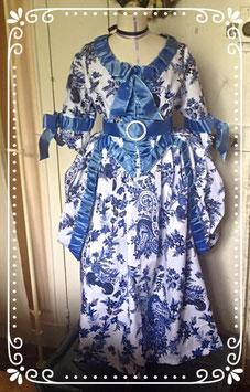 Robe historique fin XVIIIéme s Taille 8 ans