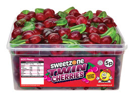Twin Cherries (5P) - Halal