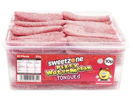 Fizzy Watermelon Tongue (10P) - Halal