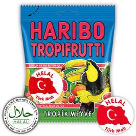 HARIBO Tropifrutti • Helal • Helal