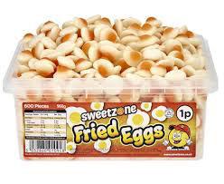 Fried Eggs (1P) - Halal