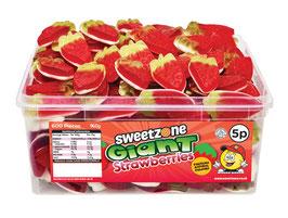 Giant Strawberries (5P) - Halal
