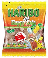 HARIBO Cola Sauer • Helal • Helal