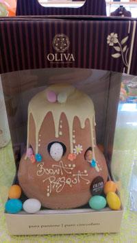 Campana in Cioccolato in Astuccio