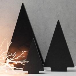 Tannenbaum schwarz