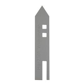 Türschild Haus