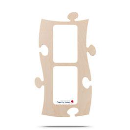 Puzzle Rahmen 2mal 10x15cm