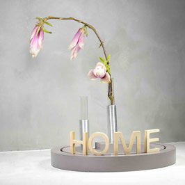 EMI - Schriftzug Home
