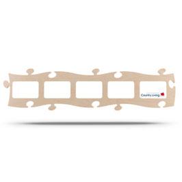 Puzzle Rahmen 5mal 10x15cm