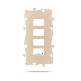 Puzzle Rahmen 4mal 10x15cm