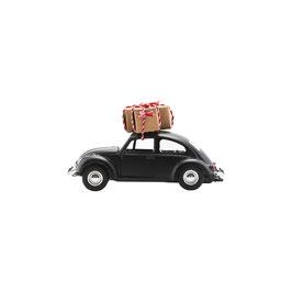 Christmas Car schwarz
